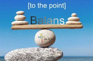 Maandthema 'Balans'