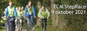 ECM step-fiets-wandel-sponsor-actie
